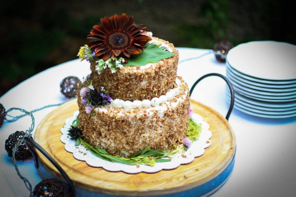 asheville wedding cake