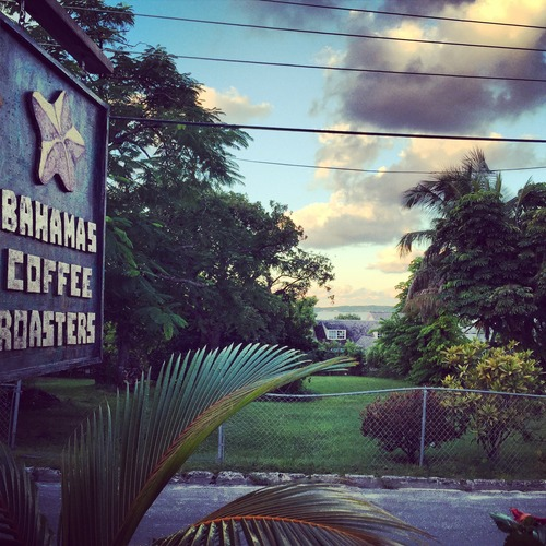 Bahamas Coffee Roasters Harbour Island Bahamas
